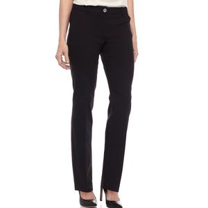 Michael Kors Miranda black dress pants